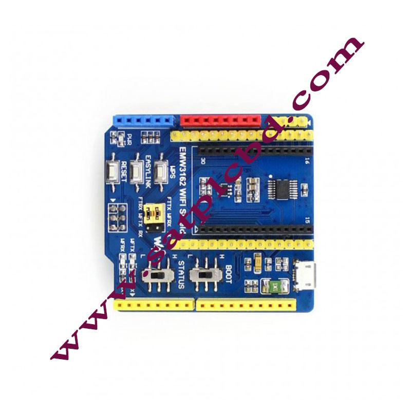 Arduino WIFI Shield EMW3162