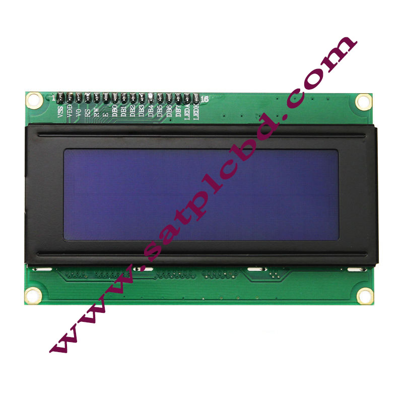 Serial I2C LCD Module (Arduino compatible )