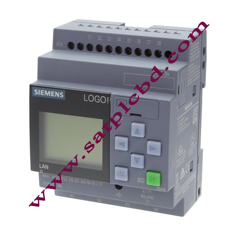 SIEMENS LOGO 6ED1052-1CC08-0BA0 (2019 LATEST MODEL)